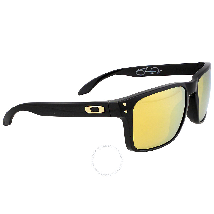 Oakley Holbrook Black Gold