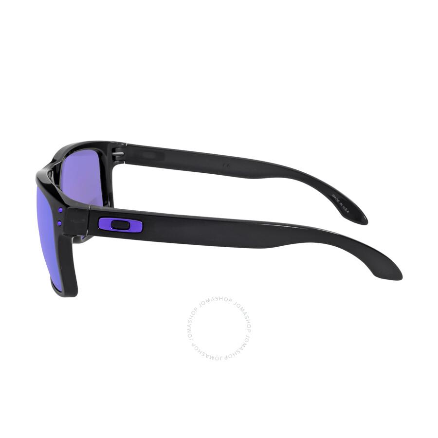 5667373af9 Oakley Holbrook Sunglasses - Black Ink Purple Polarized - Oakley ...
