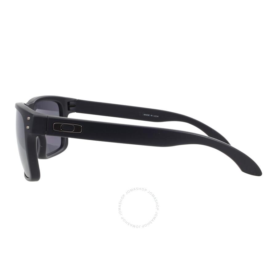 eb2b1c3442 Oakley Holbrook Sunglasses - Matte Black Black - Oakley - Sunglasses ...