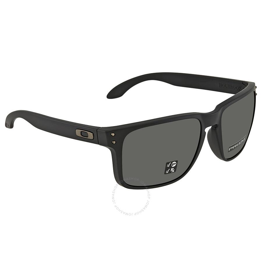 b656bdc5fd6 Oakley Holbrook XL Prizm Black Square Polarized Men s Sunglasses 0OO9417  941705 59 ...