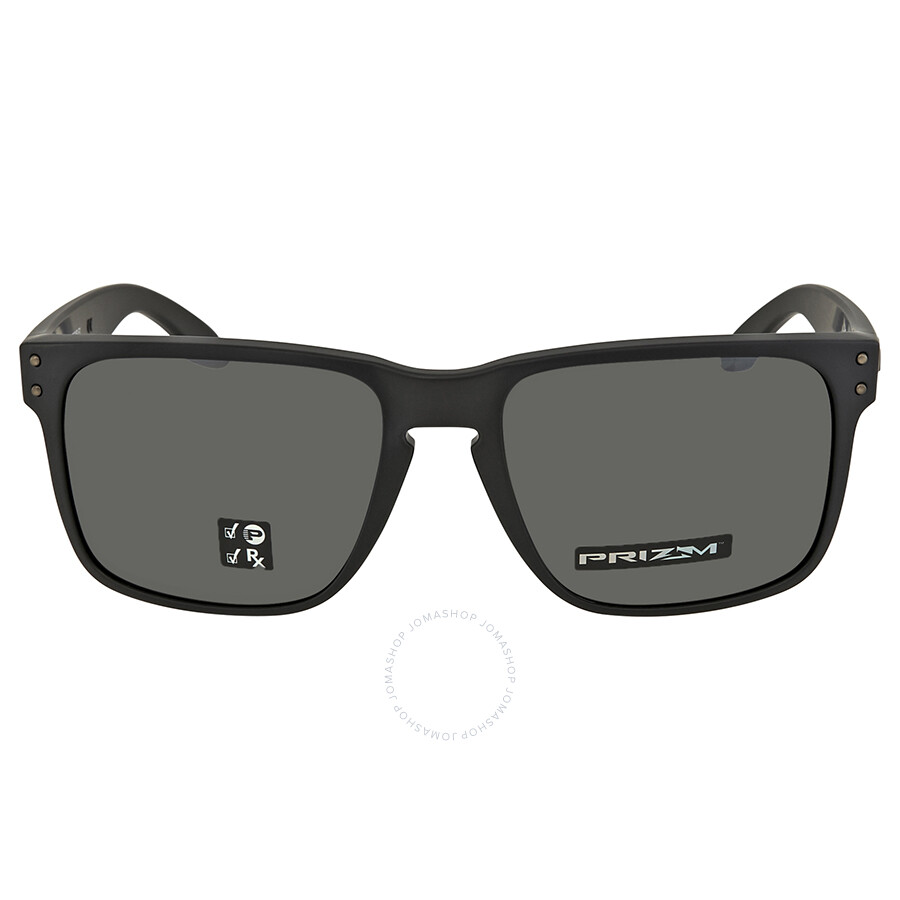 ea58bd083e ... Oakley Holbrook XL Prizm Black Square Polarized Men s Sunglasses  0OO9417 941705 59 ...