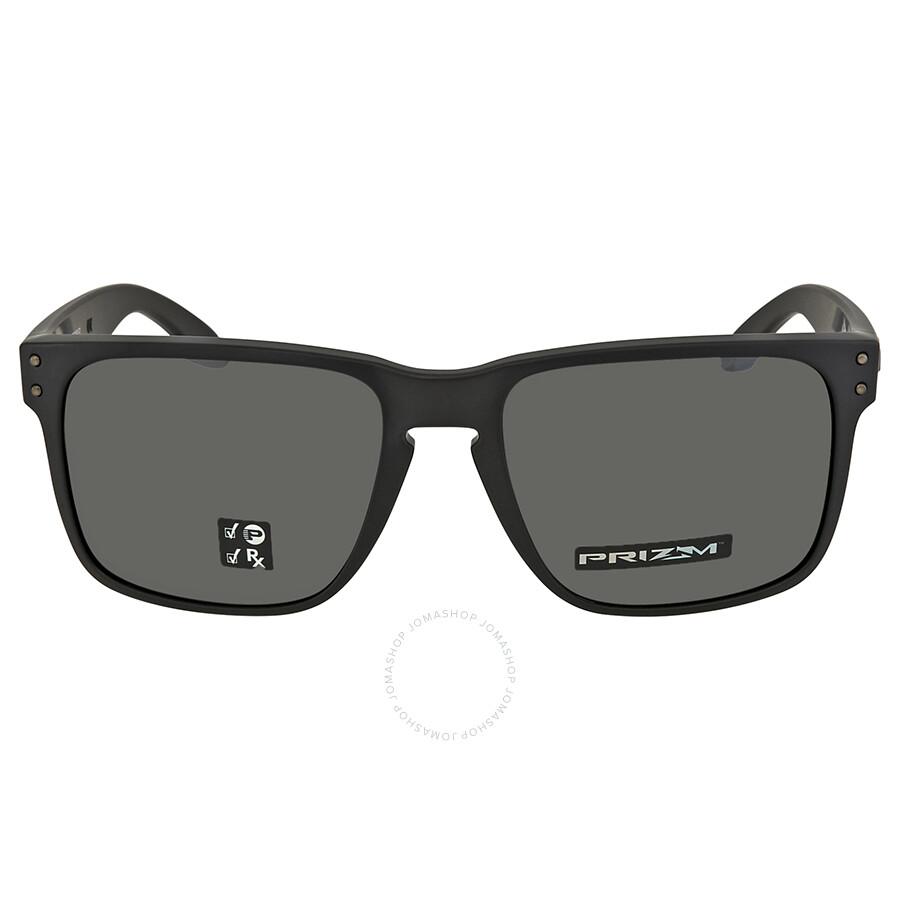 f6ce539a6a ... Oakley Holbrook XL Prizm Black Square Polarized Men s Sunglasses  0OO9417 941705 59 ...