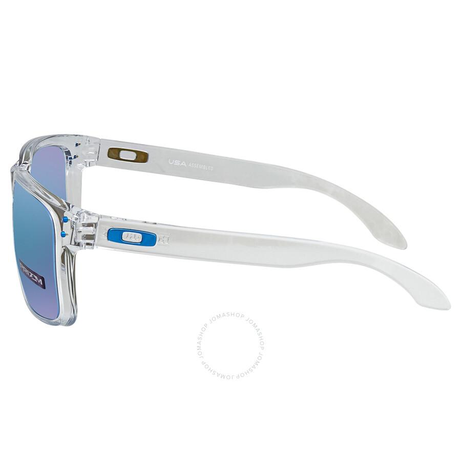 7af8bb9ae7b ... Oakley Holbrook XL Prizm Sapphire Square 59mm Sunglasses 0OO9417 941707  59