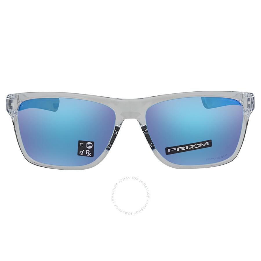 17f71d1bbea3d ... Oakley Holston Prizm Sapphire Rectangular 58mm Sunglasses 0OO9334 933413  58 ...