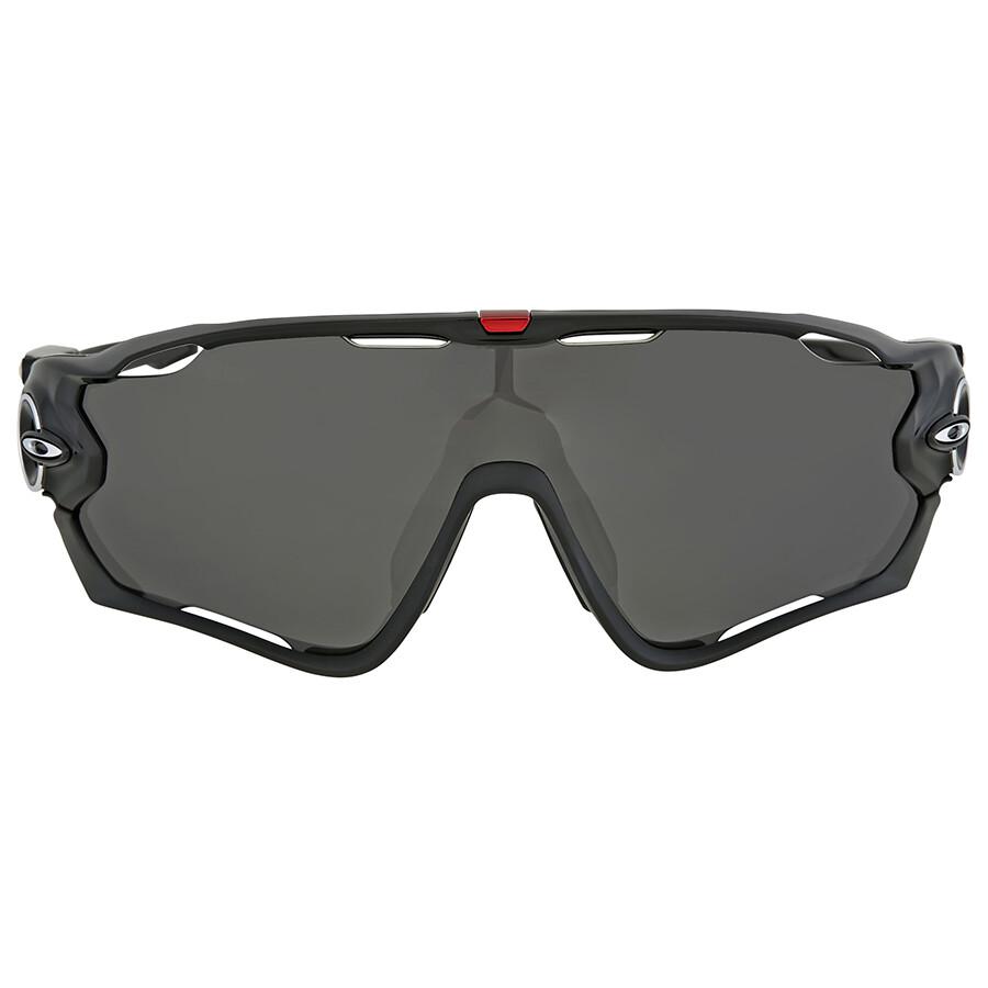 38ba1daa31ebe Oakley Jawbreaker Asian Fit Polarized Black Iridium Sunglasses Item No.  OO9270-927005-31