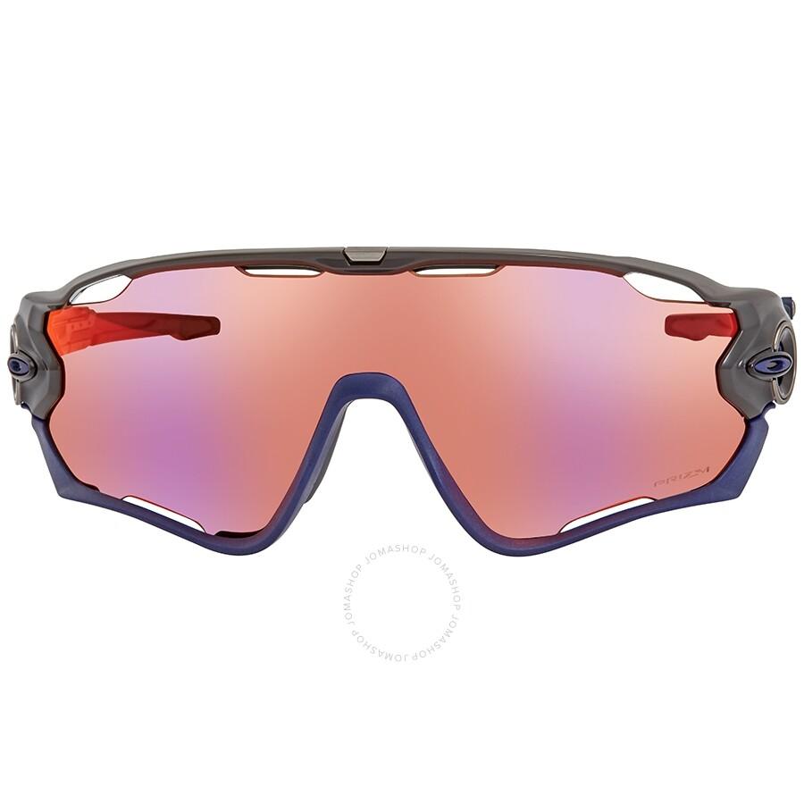 Oakley Jawbreaker Prizm >> Oakley Jawbreaker Prizm Trail Torch Shield Men's Sunglasses OO9290-929049-31 - Oakley ...