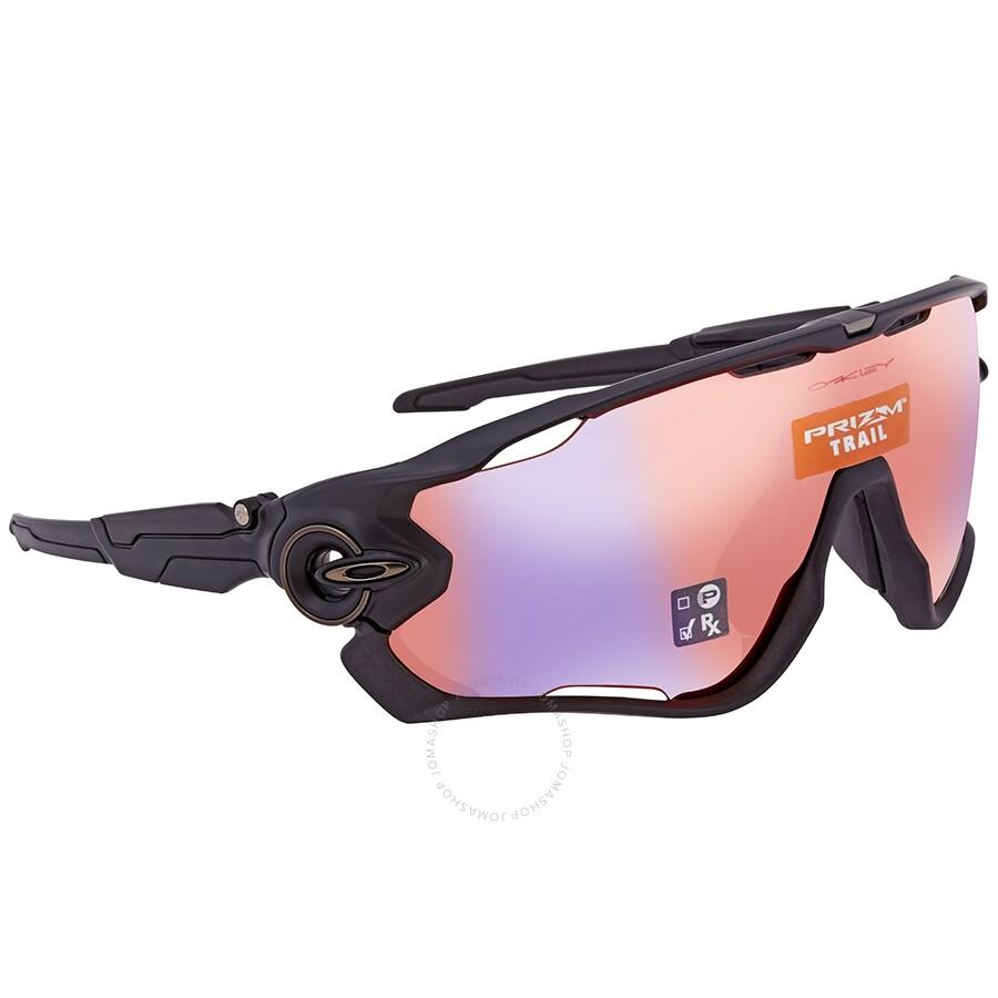 950c3a14b81f Oakley Jawbreaker Prizm Trail Torch Wrap Men's Sunglasses OO9290-929048-31  ...