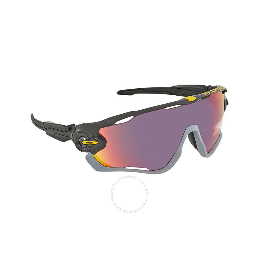485b3969bad7d Oakley Jawbreaker Tour De France 2018 Edition Carbon Prizm Road Sport  Sunglasses OO9290 929035 31 ...