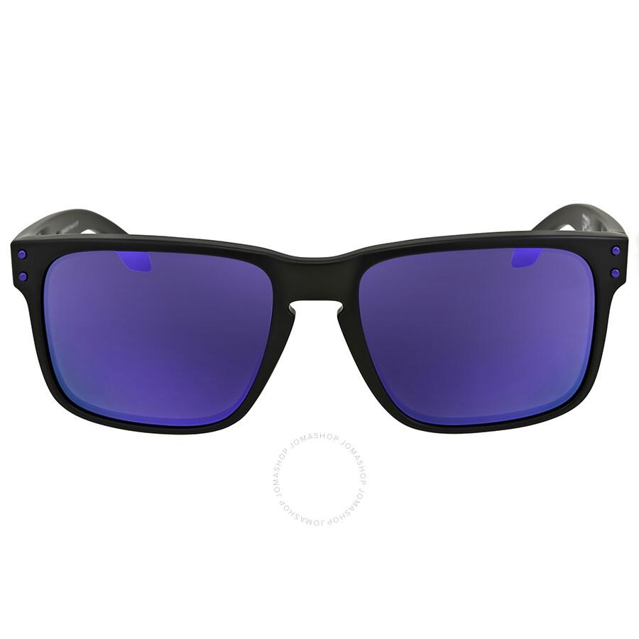 7d225c4a98 Oakley Julian Wilson Violet Iridium Sunglasses - Oakley - Sunglasses ...