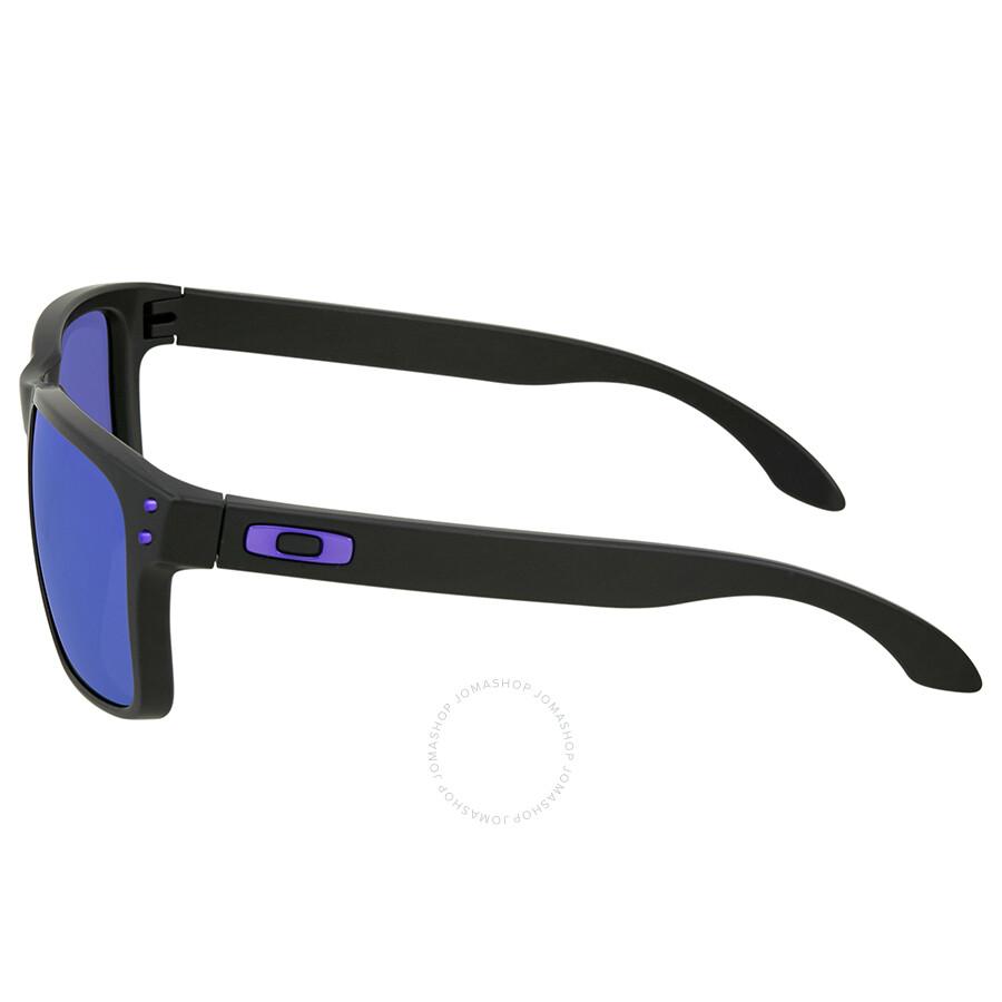 d252de19635 Oakley Julian Wilson Violet Iridium Sunglasses - Oakley - Sunglasses ...