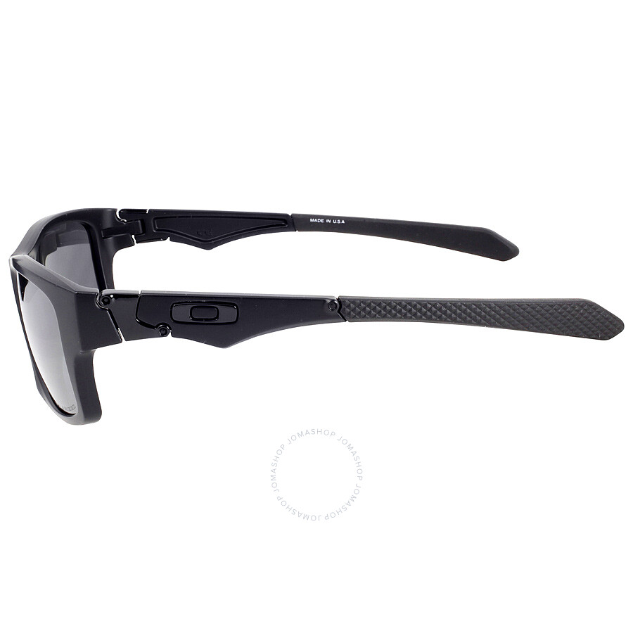 Oakley Jupiter Squared Sunglasses - Matte Black Iridium Polarized ... 3d9b51ee5