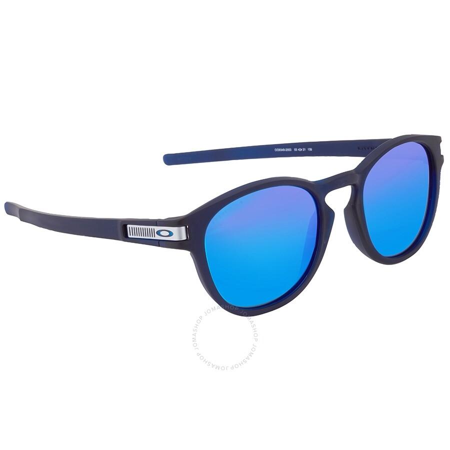LatchaPrizm Sapphire Round 53 Oakley Sunglasses Oo9349 934925 ARj5L4