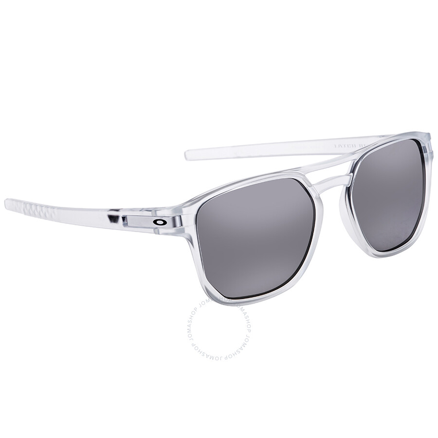 9f225d4bbf Oakley Latch Beta Prizm Black Square Men s Sunglasses OO9436 943602 54 ...