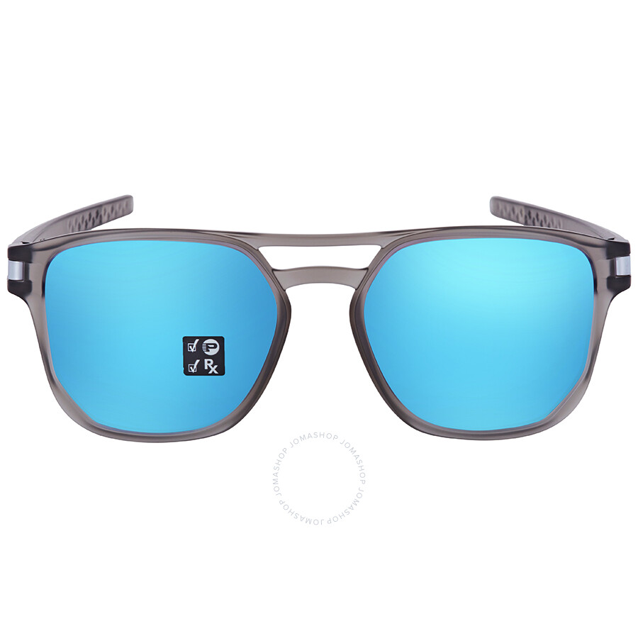 50290433dd ... Oakley Latch Beta Prizm Sapphire Square Men s Sunglasses OO9436 943606  54 ...