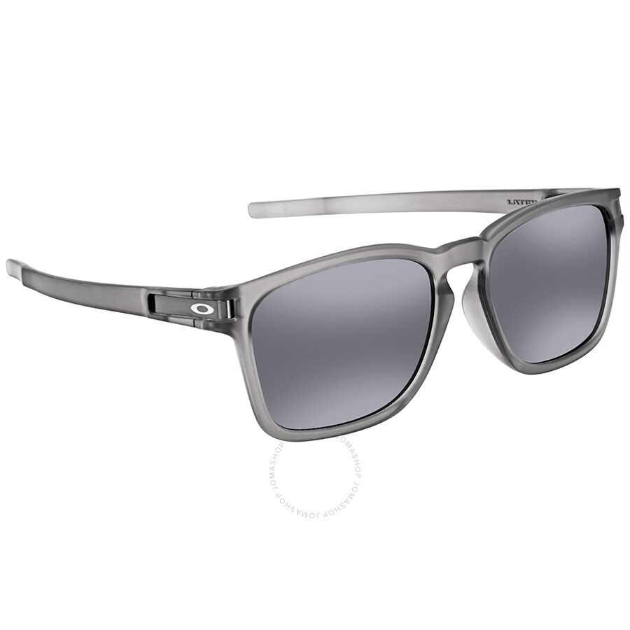 b644f6fe1d Oakley Latch Black Iridium Square Men s Sunglasses OO9358 935802 55 ...