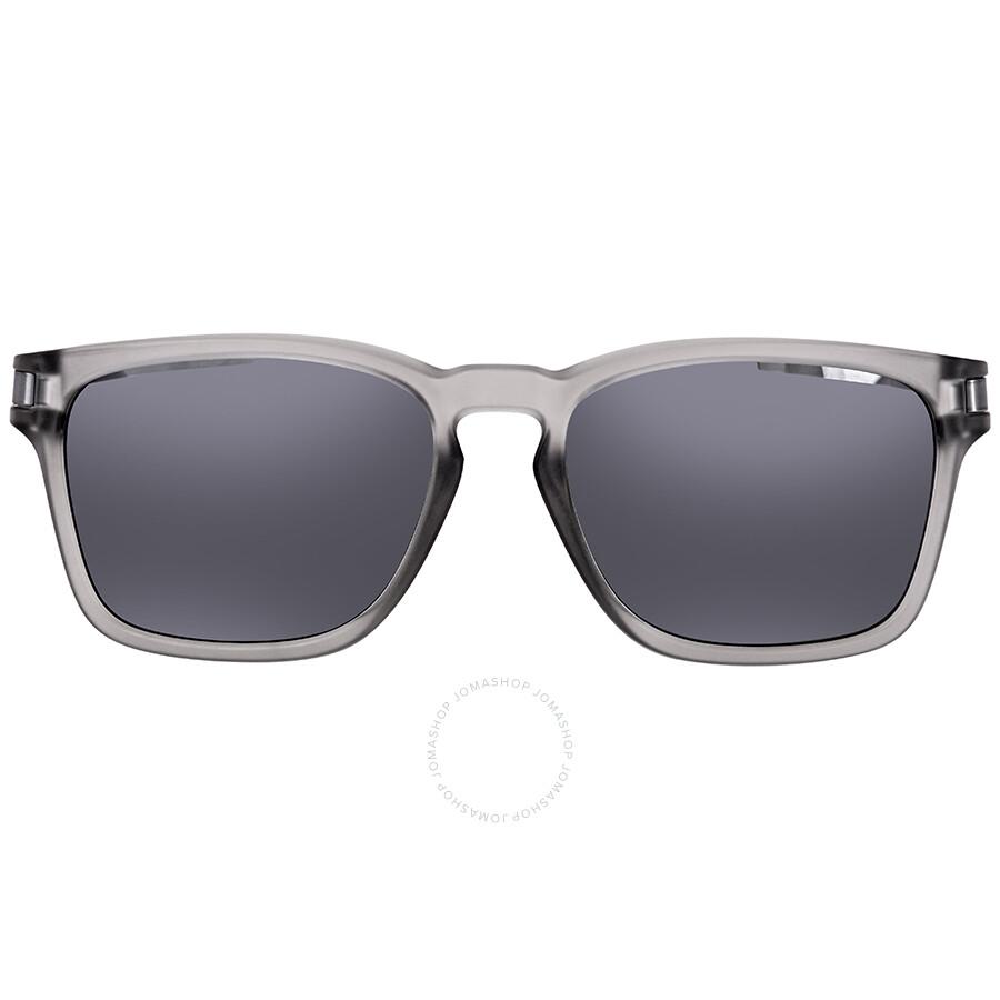 c35bc3112d1 ... Oakley Latch Black Iridium Square Men s Sunglasses OO9358 935802 55 ...