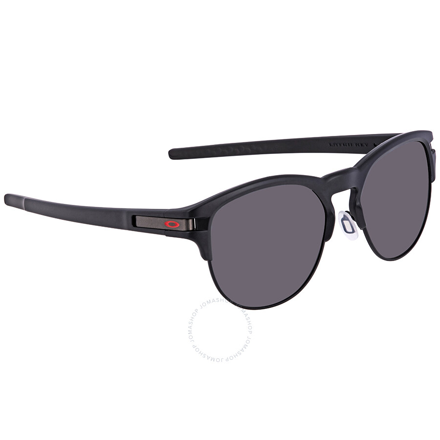 07c31cdcba98d Oakley Latch Key Prizm Black Round Men s Sunglasses OO9394 939408 55 ...