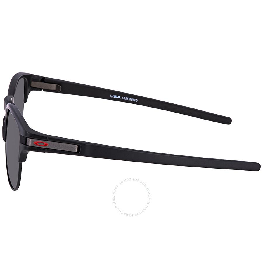 8f7b739af45 Oakley Latch Key Prizm Black Round Men s Sunglasses OO9394 939408 55 ...