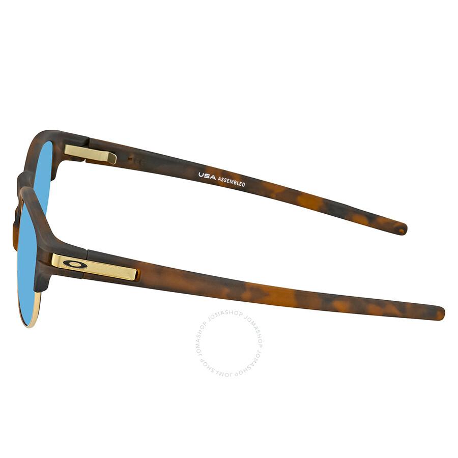 76849f2f2af Oakley Latch Key Sapphire Iridium Round Men s Sunglasses 0OO9394 939407  Item No. 0OO9394 939407 52