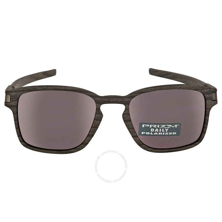 oakley latch prizm woodgrain