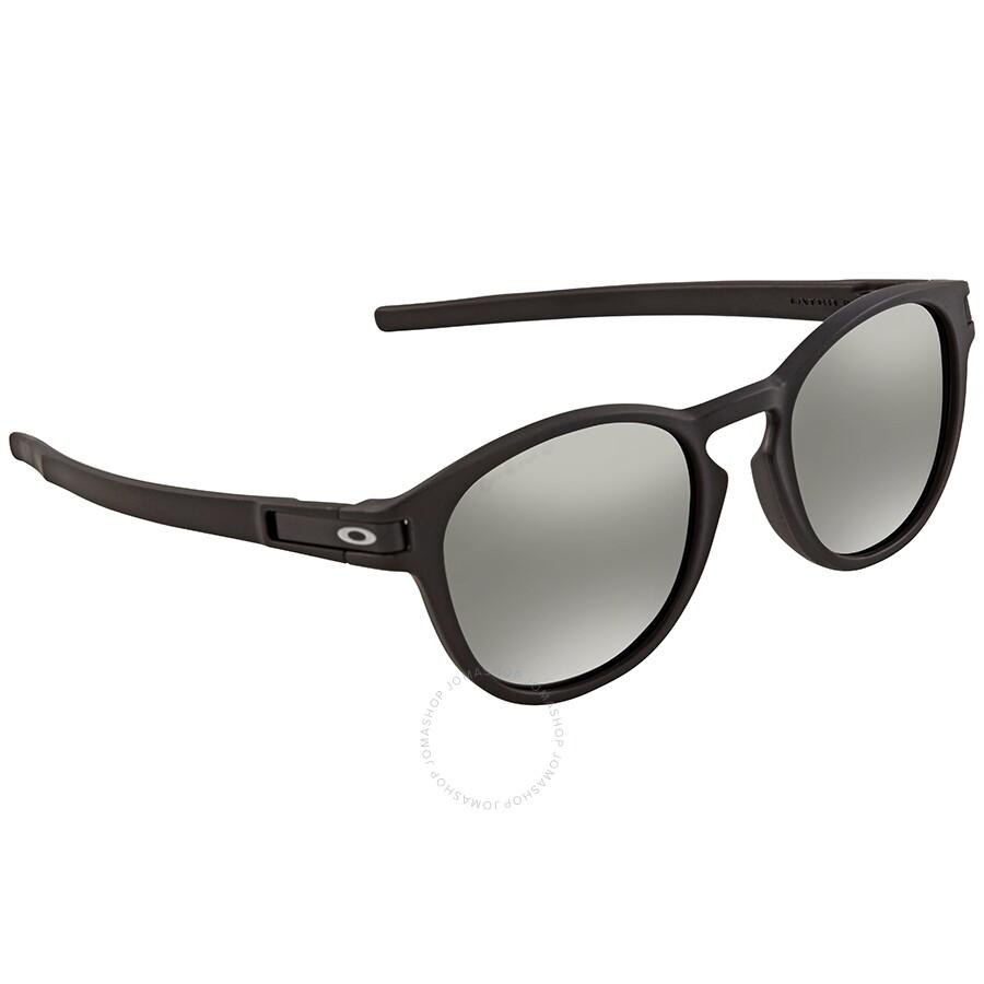 7b72a586e Oakley Latch Prizm Black Round Men's Sunglasses OO9349-934911-53 ...