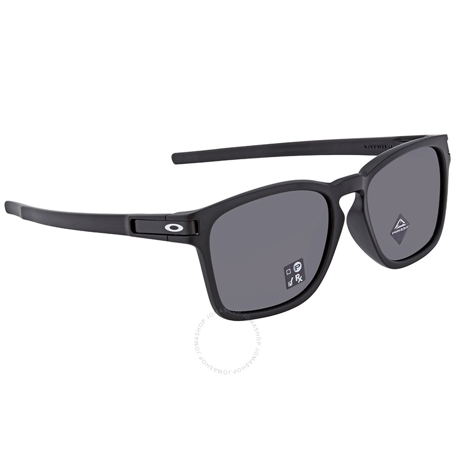 Asia Prizm Sunglasses Oakley Gray Square Fit Men's Latch YbyfvIg67