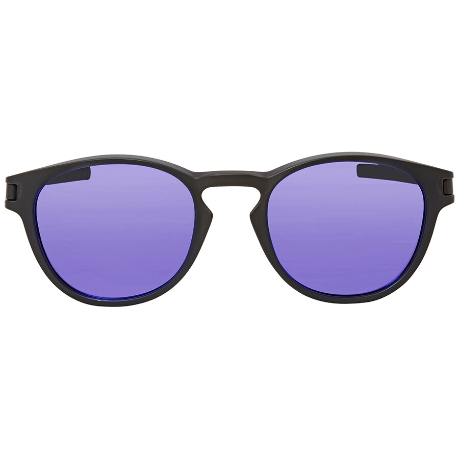 0d8d939925 Oakley Latch Violet Iridium Round Sunglasses OO9265-926506-53 ...