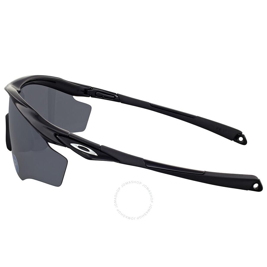 49d18a4169fbc Oakley M2 Polarized Black Iridium Sunglasses - Oakley - Sunglasses ...