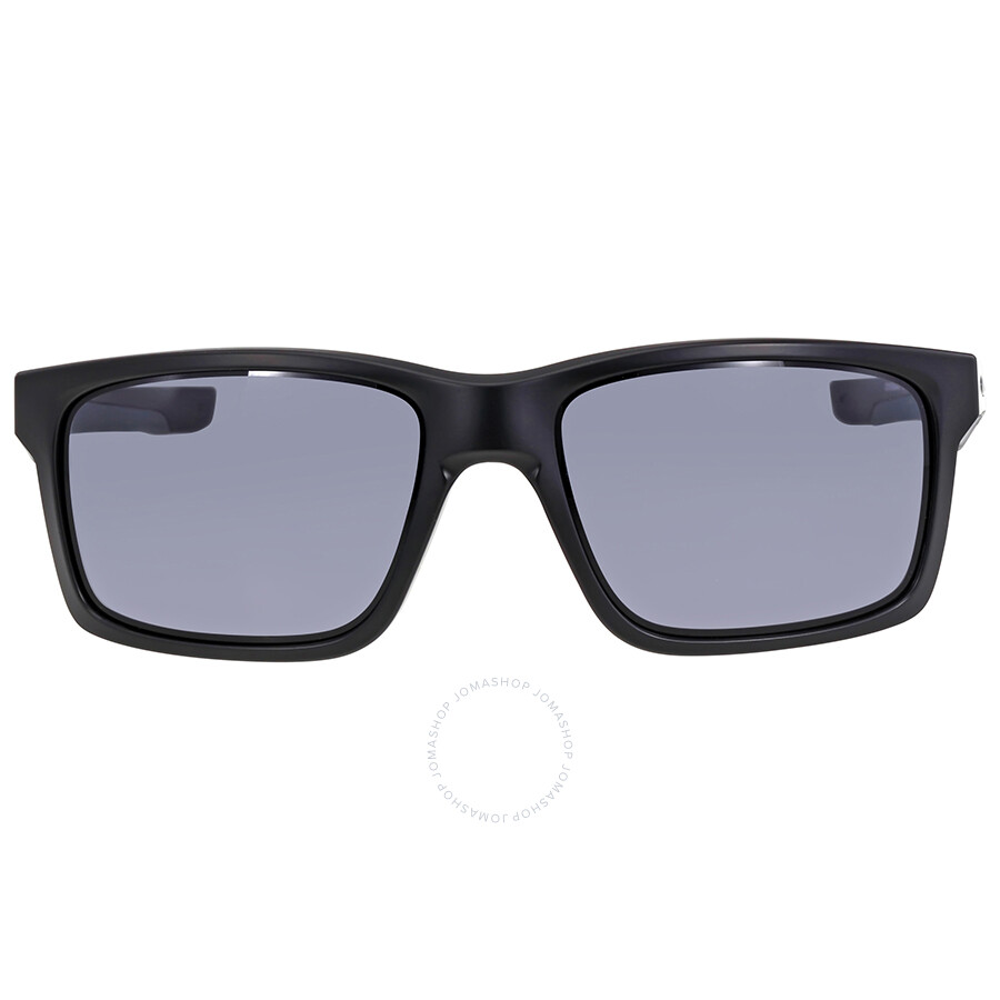45107ad0497 Oakley Mainlink Matte Black Square Sunglasses - Oakley - Sunglasses ...