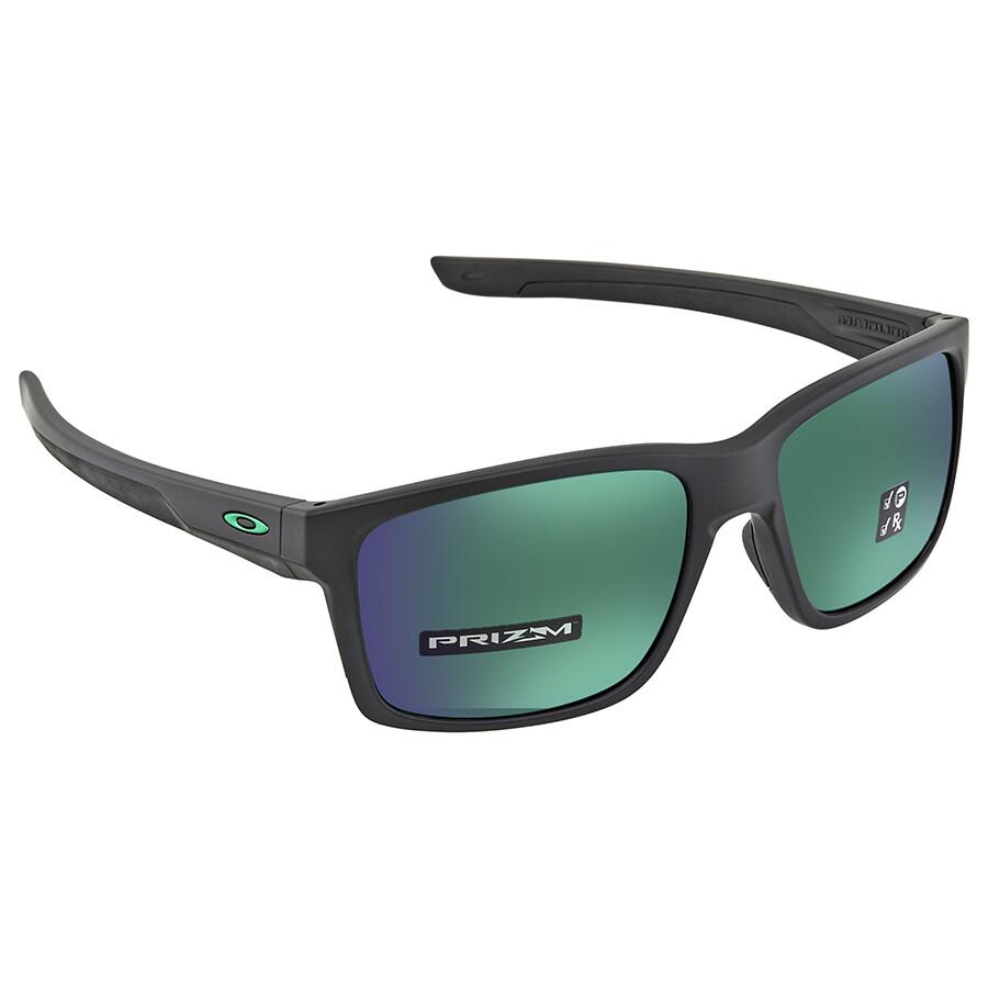c4e9e3c9fc Oakley Mainlink Prizm Jade Polarized Rectangular Men s Sunglasses OO9264  926434 57 ...