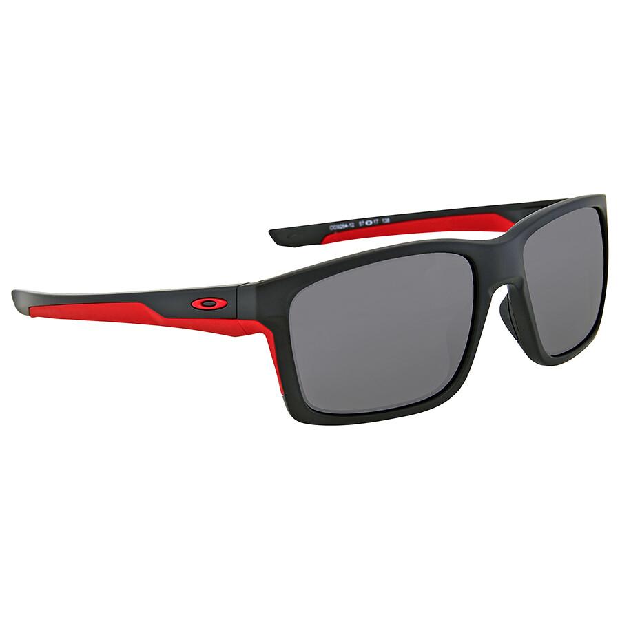 Oakley Mainlink Prizm >> Oakley Mainlink Prizm Matte Black Sunglasses