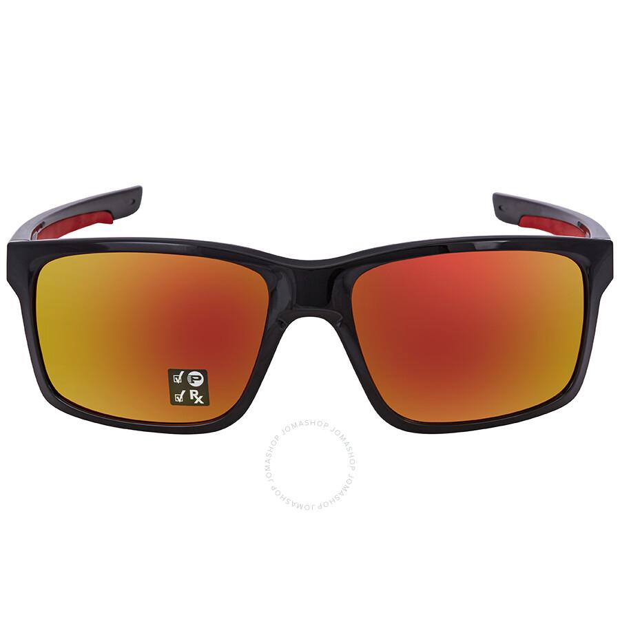 11ae447eaab ... Oakley Mainlink Prizm Ruby Polarized Rectangular Men s Sunglasses  OO9264 926435 57 ...
