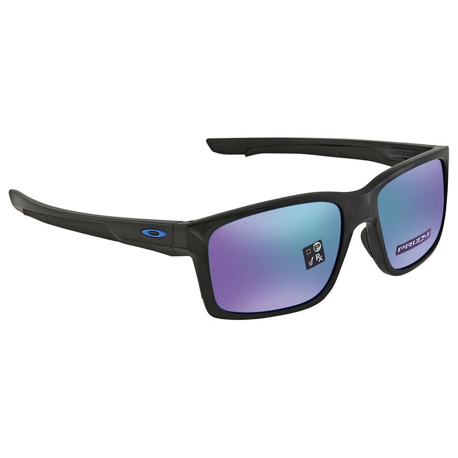 7272c64226 Oakley Mainlink Prizm Sapphire Rectangular Men's Sunglasses  OO9264-926430-57 ...