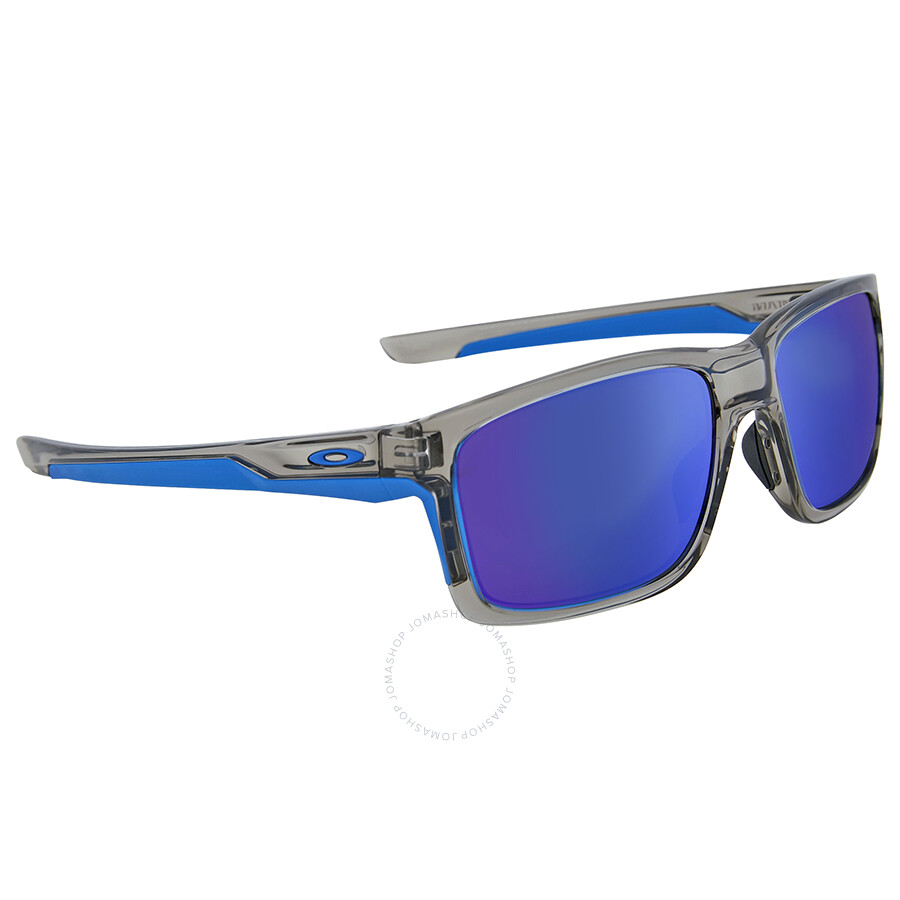 f5f8652614 Oakley Mainlink Sapphire Iridium Men s Sunglasses OO9264-926403-57 ...
