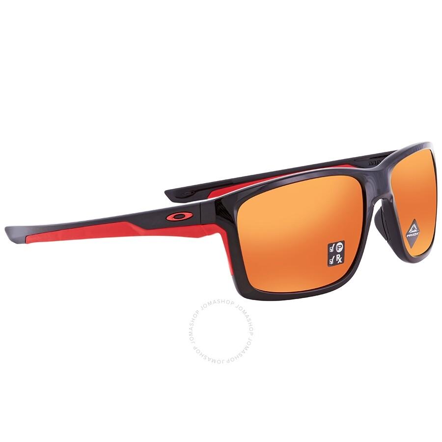 Oakley Mainlink Prizm >> Oakley Mainlink Xl Prizm Ruby Polarized Rectangular Men S Sunglasses Oo9264 926446 61