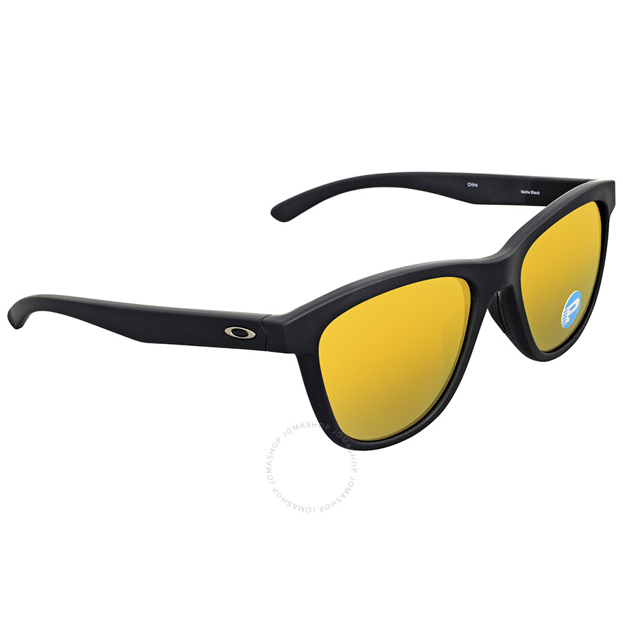 c022423827 Oakley Moonlighter Pop 24k Iridium Polarized Sunglasses Oakley Moonlighter  Pop 24k Iridium Polarized Sunglasses ...