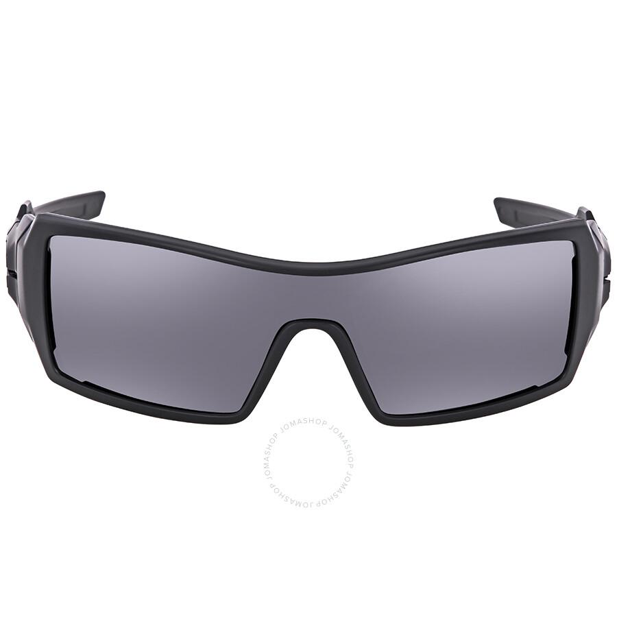 d53379a929 Oakley Oil Rig Black Iridium Sunglasses OO9081-03-464-28 - Oakley ...