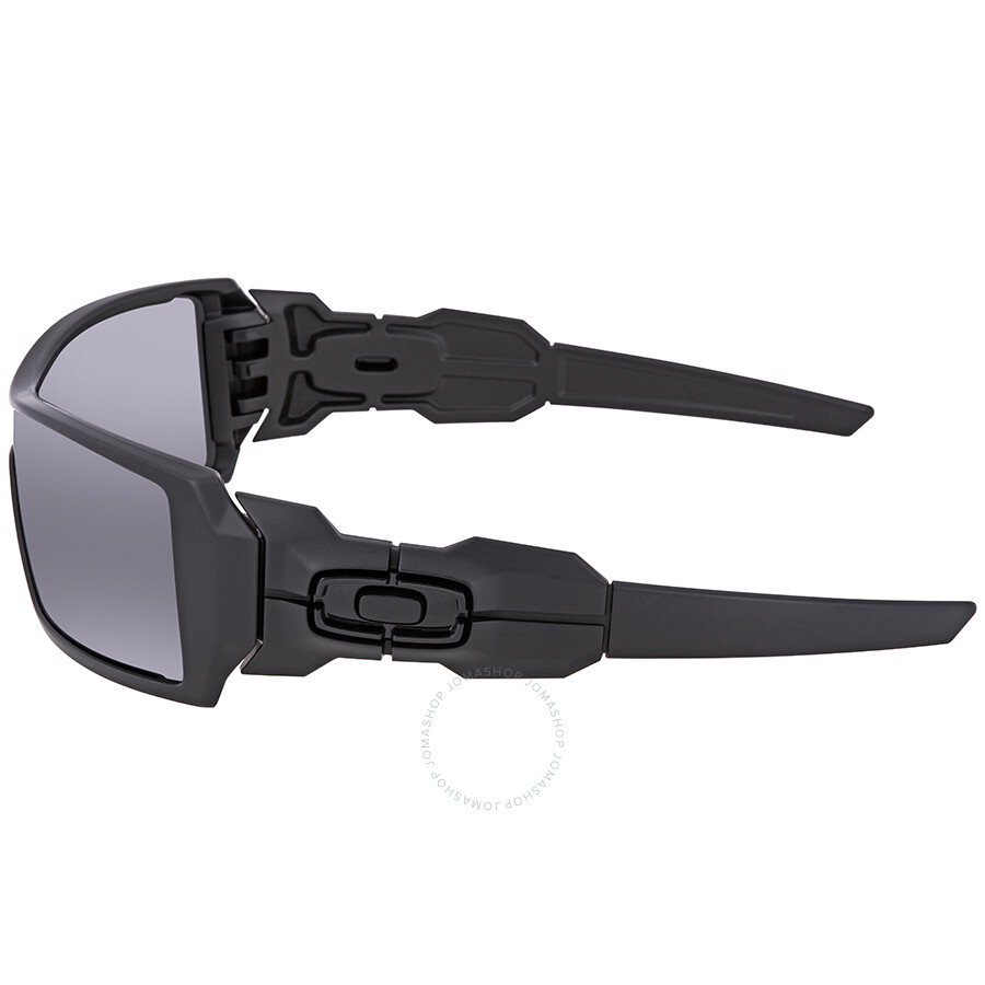 6356017f9 Oakley Oil Rig Black Iridium Sunglasses OO9081-03-464-28 - Oakley ...