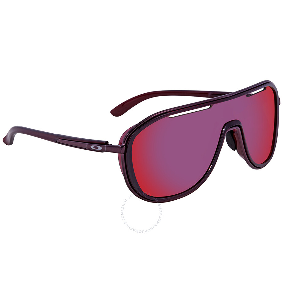 56cdfcc0dc53 Oakley Outpace Prizm Road Rectangular Ladies Sunglasses 0OO4133 413305 26  Item No. 0OO4133 413305 26