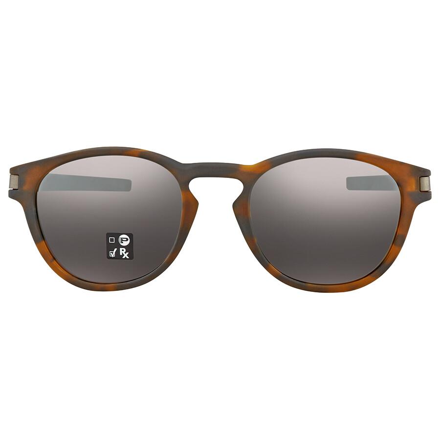 7e7c7b4171 Oakley Prizm Black Lens Matte Brown Tortoise Frame Unisex Sunglasses  OO9265-926522-53 ...