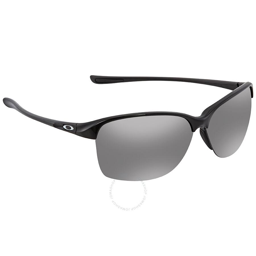 686114ca6fe Oakley Prizm Black Rectangular Ladies Sunglasses OO9191-919116-65 ...