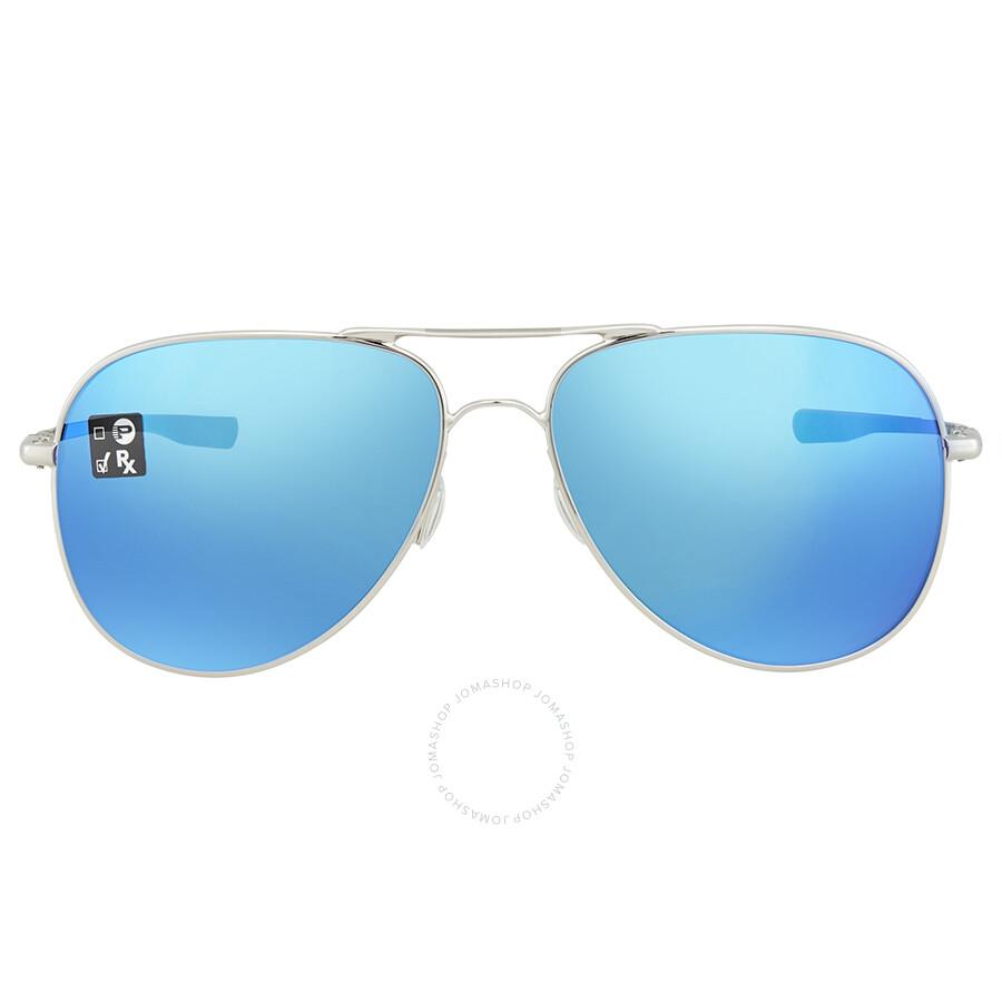 8294a83e68 Oakley Prizm Shapphire Aviator Men s Sunglasses OO4119 411910 60 ...