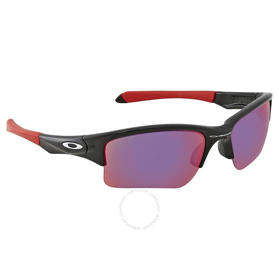 9e17337fac9 Oakley Quarter Jacket Prizm Road Youth Fit Sunglasses OO9200-920018-61 ...