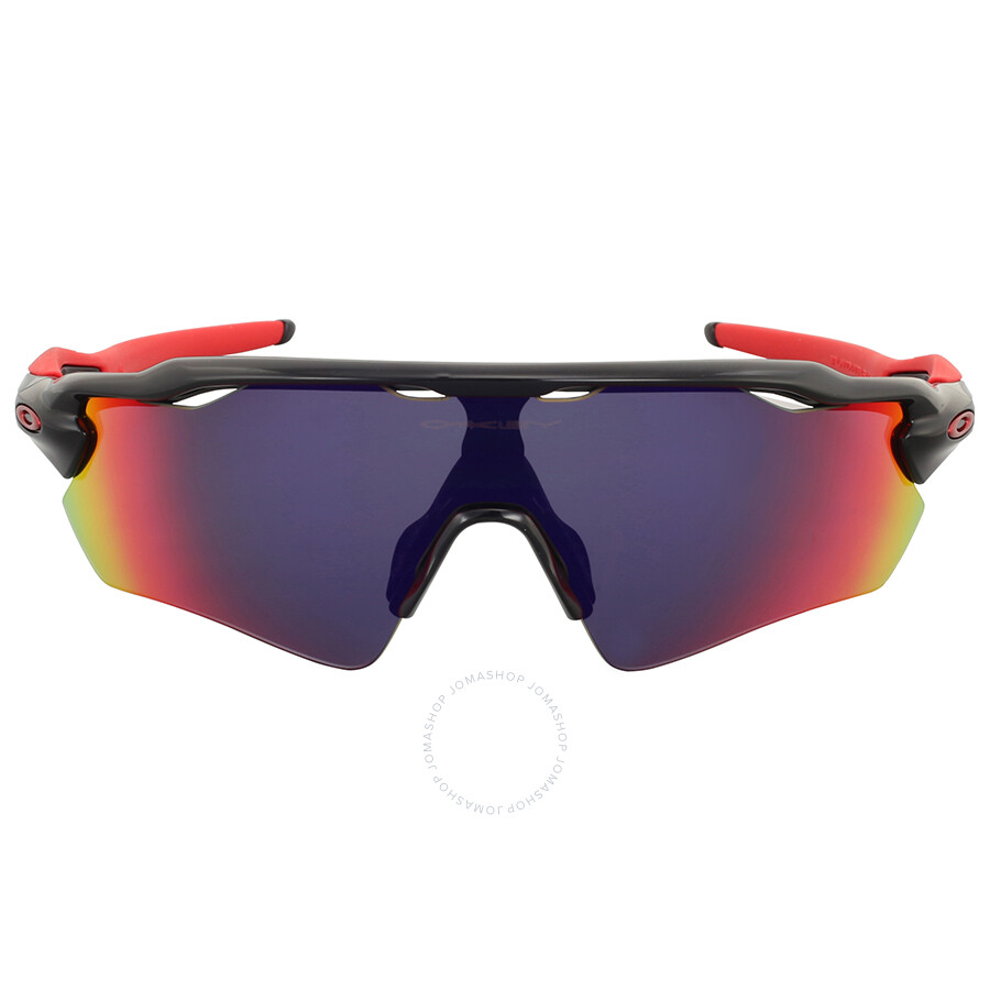 edcc712a87 Oakley Radar EV Path Positive Red Iridium Sunglasses Item No.  OO9208-920821-38