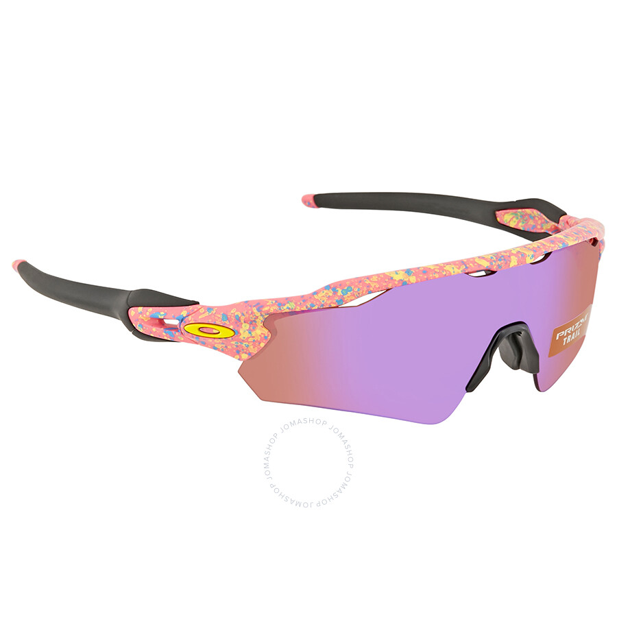 5f648b32637 Oakley Radar EV Path Prizm Trail Men s Neon Pink Sunglasses OO9275 927522  35 ...