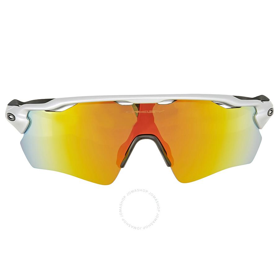 7d6b73848d8 Oakley Radar Fire Iridium Men s Sunglasses OO9208-920802-38 - Oakley ...
