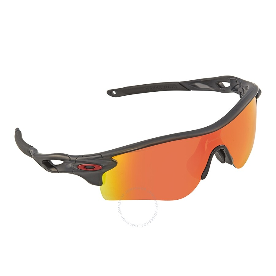 Oakley Radarlock Path >> Oakley Radarlock Path Asia Fit Matte Black Sunglasses Oo9206 920642 38