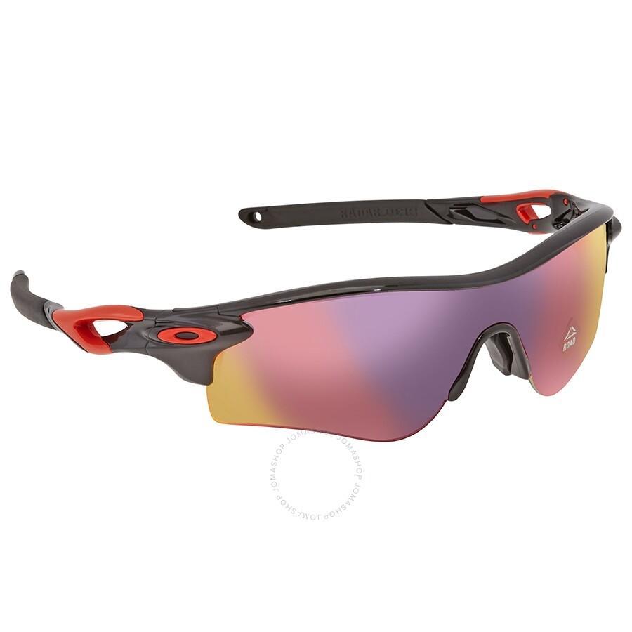 virallinen myymälä Viimeisin Uutuudet Oakley RadarLock Path (Asia Fit) Prizm Road Wrap Men's Sunglasses  OO9206-920637-38