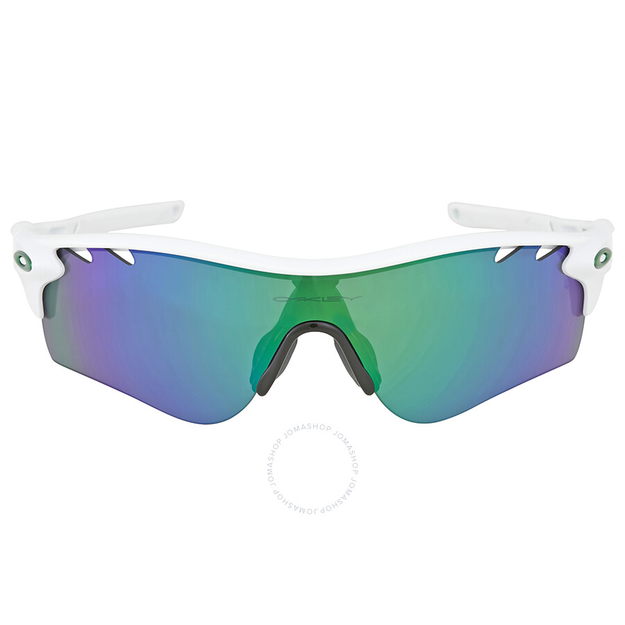 557fc25c1d Oakley RadarLock Path Asia Fit Jade Iridium Sport Men s Sunglasses OO9206- 920605-38 ...