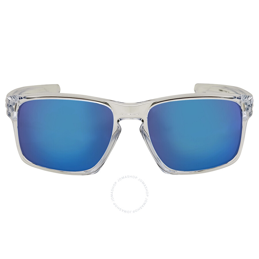 8b4706ecdf Oakley Sapphire Iridium Square Sunglasses - Oakley - Sunglasses ...
